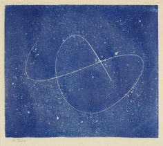 Naum Gabo, Opus 9 (W/E 57), 1957 (circa). KETTLE'S YARD COLLECTION