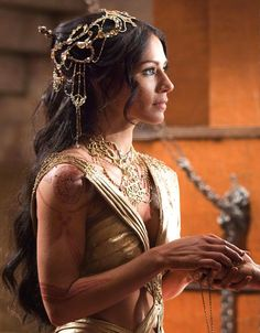 dejah thoris | Dejah Thoris | Fashion is Jewelry | Pinterest
