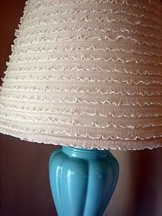 love this lamp redo!