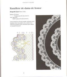 Motivos De Encaje De Bolillos - rosi ramos - Picasa Webalbums