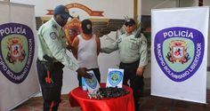 Policaracas capturó a peligroso microtraficante en...