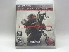 Crysis 3: Hunter Edition (Sony Playstation 3, 2013)