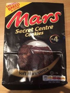 Today's Review: Mars Secret Centre Cookies | A Review A Day | Bloglovin'
