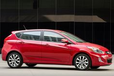 Release 2015 Hyundai Accent Review Side View Model