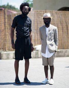 Shaka Maidoh and Sam Lambert