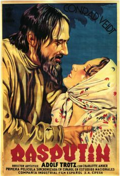 Rasputin posters for sale online. Buy Rasputin movie posters from Movie Poster Shop. We're your movie poster source for new releases and vintage movie posters. Old Film Posters, Classic Movie Posters, Cinema Posters, Classic Movies, Vintage Posters, Poster Ads, Movie Poster Art, Old Movies, Vintage Movies