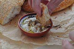 Ka'ak bread
