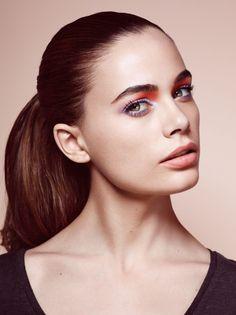 Beauty Look by Brice Darmon for Votre Beauté, April 2013
