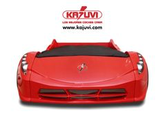 Coche cama F1 Spider www.kajuvi.com