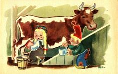 Julekort Ulf Selmer