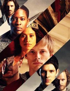 BBC Merlin | It would be better if Percival and Lancelot where here