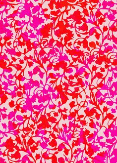 Earth_Pink Art Print by Garima Dhawan Arte Coral, Coral Art, Pink Art, Red Art, Textile Patterns, Print Patterns, Textiles, Floral Patterns, Pattern Print