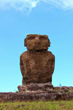 Writer's Wanderings: World Cruise - More of Easter Island