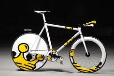 Independent Fabrication Pursuit Track Bike