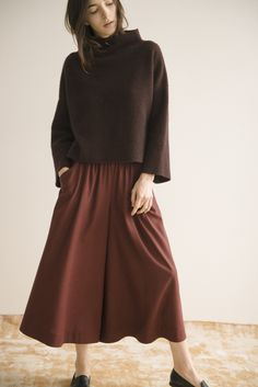 We are OBSESSED with these super comfy culottes from #RHOI. All we need now are a bicycle and a baguette. #garmentory #trends