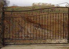 wrought iron gates - Hľadať Googlom