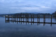 https://flic.kr/p/GRaPQt | Windmere Blue Hour | When we reached Windermere the 1st nite, to embrace a blue hour lake.