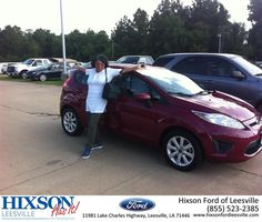 https://flic.kr/p/NWZg3w | #HappyBirthday to Louvenia from Chris Reeks at Hixson Ford of Leesville! | deliverymaxx.com/DealerReviews.aspx?DealerCode=VSBU
