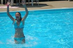 Water Aerobics Exercise Routine     #fitness