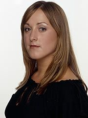 Sonia from Eastenders / She will be your friend through think and thin.