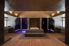Wellness Villa by Stephen Versteegh 08 - MyHouseIdea Hollywood, Interior Architecture, Interior Design, Diy Spa, Glamour, Home Spa, Amazing Bathrooms, Luxury Living, Home Goods