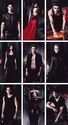 The Vampire Diaries Season 5 Promotional Photos!!