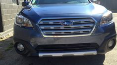 2016 Subaru Outback. Partial hood, fenders, mirrors and bumper