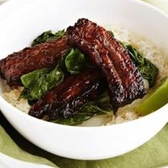 Slow-Cooker Rippchen in Hoisin Sauce @ http://de.allrecipes.com