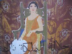 Queen Nazli, by Chant Avedissian by Zigs1, via Flickr