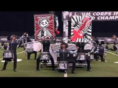 drum corps international Cavaliers-propaganda 2016