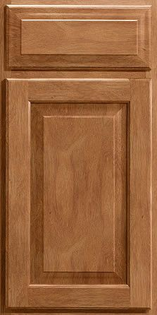 Merillat Masterpiece Cabinetry-Townley Square Hickory Sunset from waybuild