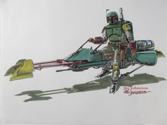 starwars Joe Johnston - Google Search