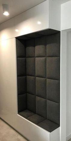 Hallway – Home Decor Designs Bedroom Closet Design, Wardrobe Design, Hallway Designs, Closet Designs, Home Interior Design, Interior Decorating, Flur Design, Lobby Design, Hall Design