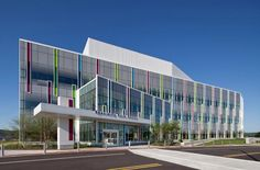 The Children's Hospital of Philadelphia is building a network of ambulatory medical centers including this new specialty care and ambulatory surgery center. Photo: ©Ron Blunt / www.ronbluntphoto.com.