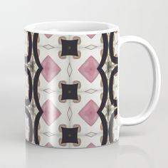 Fragment by Mariane Léger - Funky Tea Coffee Mug