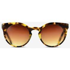 Carolina Lemke CL7254 ($128) ❤ liked on Polyvore featuring accessories, eyewear, tortoise, tortoise cat eye glasses, tortoiseshell glasses, tortoise shell cat eye glasses, tortoise glasses and tortoise shell glasses