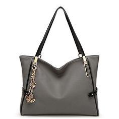 Abshoo Women Shoulder Bag PU Leather Tote Crossbody Purse... https://www.amazon.com/dp/B01GG74ODY/ref=cm_sw_r_pi_dp_x_g6f2xb047B72B