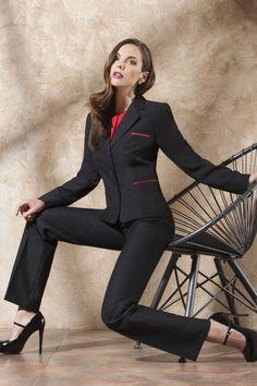c4472491eaa Un look profesional no está peleado con la moda. Uniformes Ejecutivos Vanity  http:/