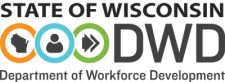 This website leads to the State of Wisconsin's Department of Workforce Development page. (5127)