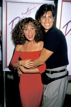 See photos from the original 1987 premiere of Dirty Dancing Eric Roberts, Dirty Dancing, Robert Movie, Female Movie Stars, Jennifer Grey, Patrick Swayze, Foto Art, Diva Fashion, Old Movies
