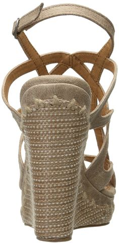 c0377d5cb3b4e Not Rated Women s Anatolia Wedge Sandal   Visit the image link more  details. (This