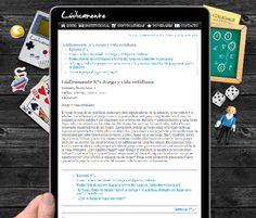 Revista que se propone ser un medio de difusión de investigaciones y de promoción del intercambio entre profesionales que aborden temáticas relacionadas con el juego desde diferentes perspectivas.  Editada desde 2012.