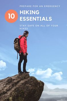 514e24fdb680 10 Hiking Essentials You Should Always Pack
