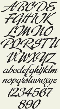Letterhead Fonts / LHF Red Sable Script / Script Font