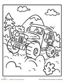 Lots and lots of free coloring pages for all ages... Tons of variety!