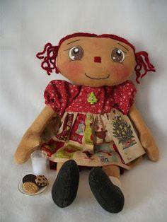 Le grenier de Cathy: Christmas Annie.
