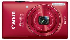 Canon PowerShot ELPH 130IS brings WiFi to the company's high-end point-and-shoot line
