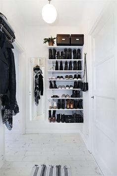 10 Attractive Open Closet Ideas For Advanced House