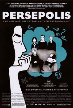 Persepolis 11x17 Movie Poster (2007)