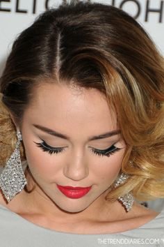 Miley Cyrus. Watch her in: LOL, Hanna Montana (for giggles), and The Last Song!
